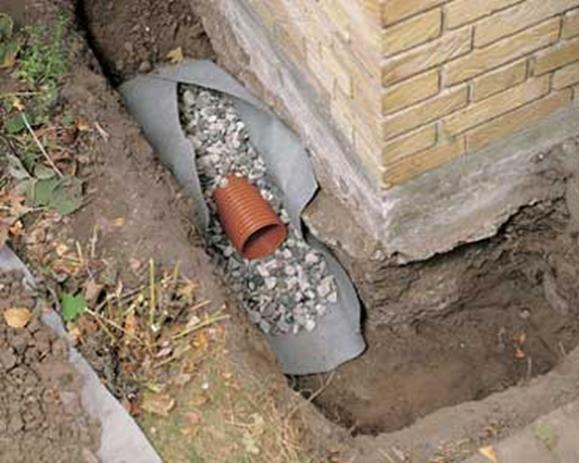 ЯрлыПрокладка канализации своими руками